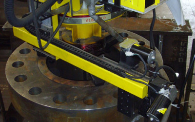 Saldatura bocchielli - Nozzle welding