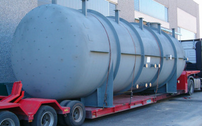 Serbatoi - Storage tanks